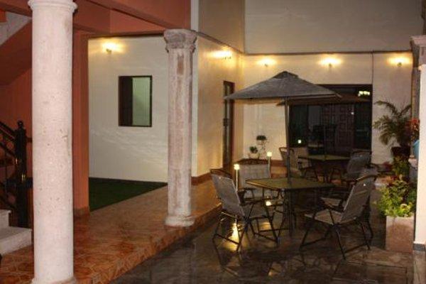 Zarzarosa Hotel Boutique - фото 16