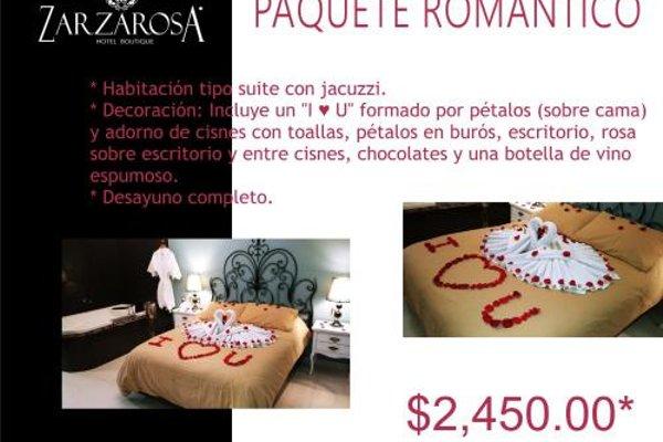 Zarzarosa Hotel Boutique - фото 18
