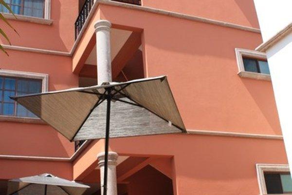 Zarzarosa Hotel Boutique - фото 21