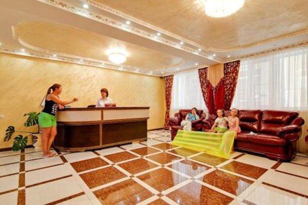 Гостиничный комплекс «Марсель» - фото 18
