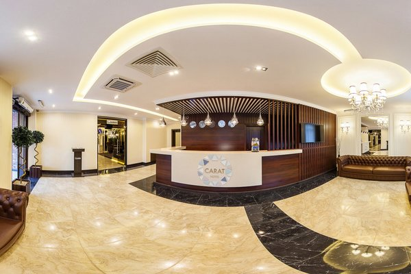 Отель «Карат» - фото 16