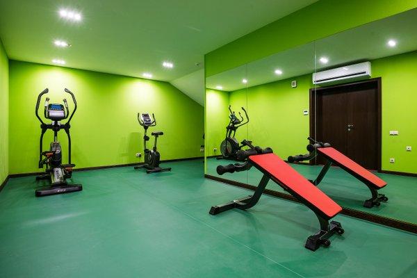 Отель «Карат» - фото 20