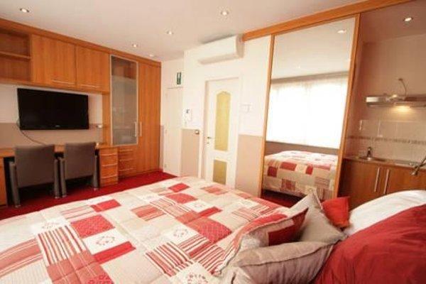 Apartments Boniface Rooms - фото 7