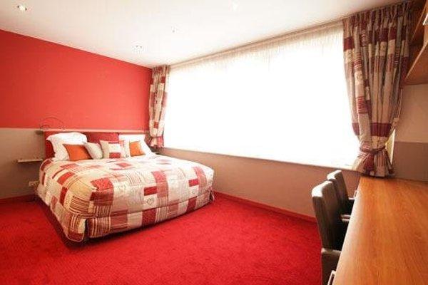 Apartments Boniface Rooms - фото 8