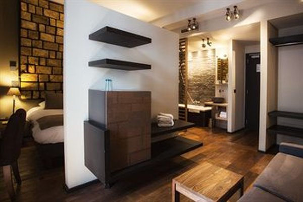Boutique Hotel Saint-Gery - фото 10