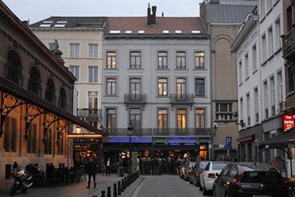 Boutique Hotel Saint-Gery - фото 23