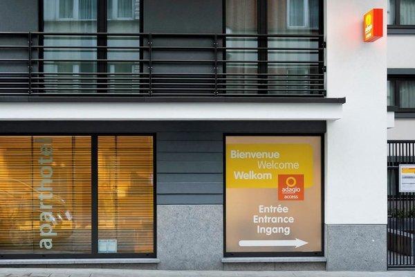 Aparthotel Adagio Access Bruxelles Europe Aparthotel - фото 20