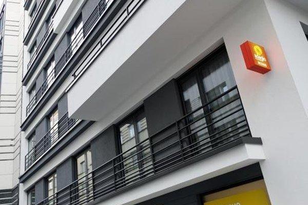 Aparthotel Adagio Access Bruxelles Europe Aparthotel - фото 21