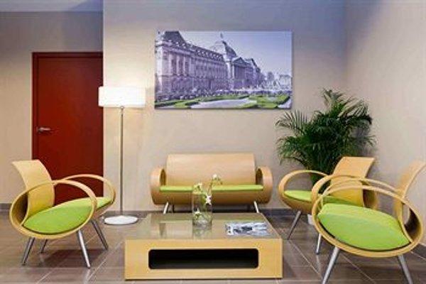 Aparthotel Adagio Access Bruxelles Europe Aparthotel - фото 5