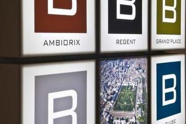 B-aparthotel Regent - фото 14