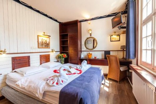 Boat Hotel De Barge - фото 50