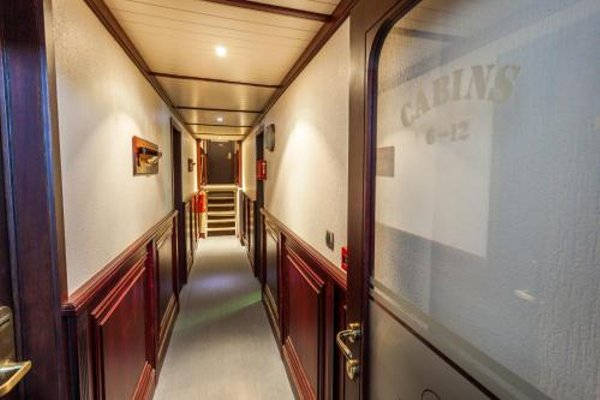 Boat Hotel De Barge - фото 15