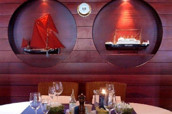 Boat Hotel De Barge - фото 16