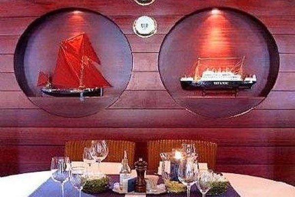 Boat Hotel De Barge - фото 17