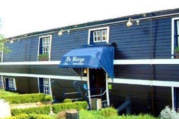 Boat Hotel De Barge - фото 22