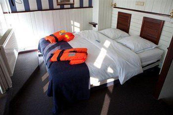 Boat Hotel De Barge - фото 3