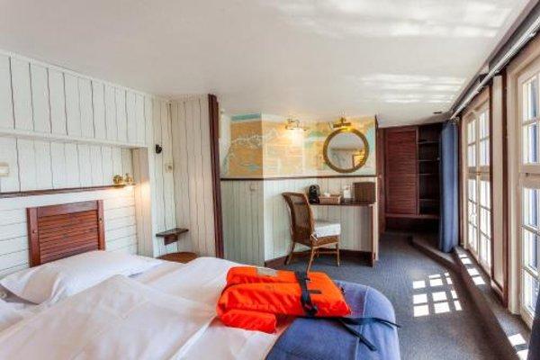 Boat Hotel De Barge - фото 6