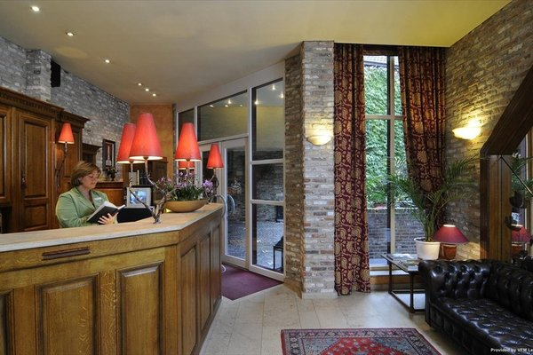 Hotel De Castillion - Small elegant hotel - фото 10