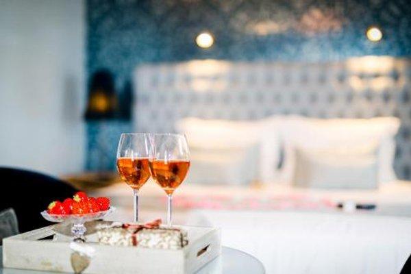 Hotel De Castillion - Small elegant hotel - фото 12