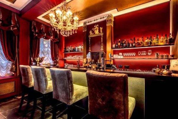 Hotel De Castillion - Small elegant hotel - фото 13