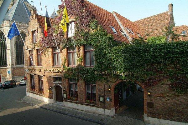 Hotel De Castillion - Small elegant hotel - фото 21
