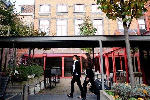 Hotel Academie - фото 16
