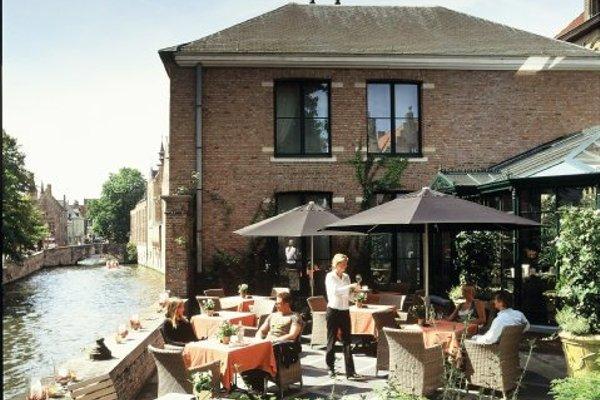 Hotel Die Swaene - фото 21