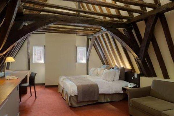 Crowne Plaza Hotel Brugge - фото 16