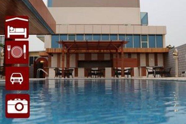 Yas Express Hotel - фото 18