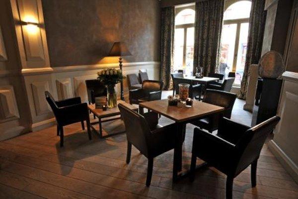 Flanders Hotel - Hampshire Classic - фото 10