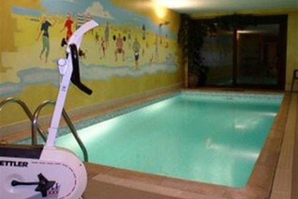 Flanders Hotel - Hampshire Classic - фото 16
