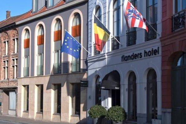Flanders Hotel - Hampshire Classic - фото 22