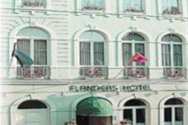 Flanders Hotel - Hampshire Classic - фото 23