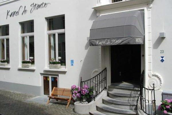 Hotel Karel de Stoute - фото 19