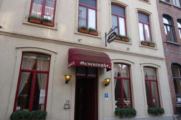 Hotel Groeninghe - фото 16