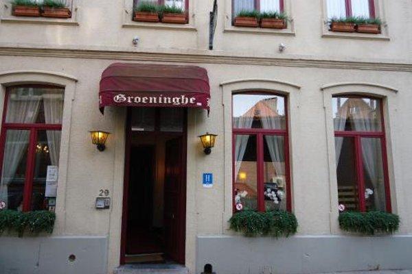 Hotel Groeninghe - фото 17
