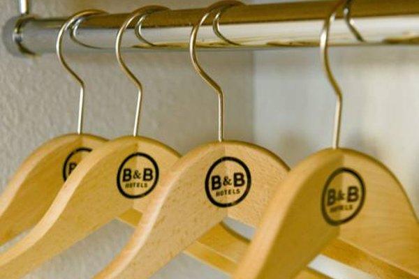 B&B Hotel Clermont-Ferrand Aeroport - фото 12