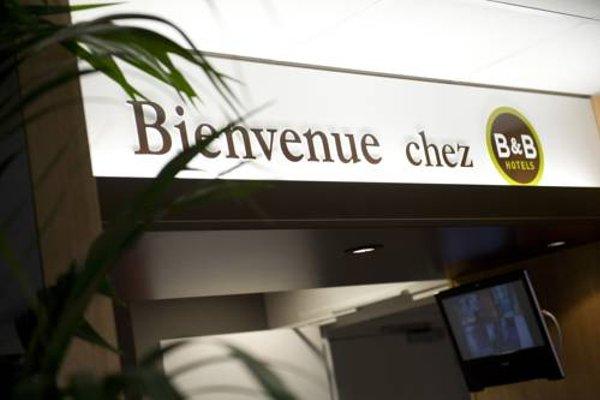 B&B Hotel Clermont-Ferrand Aeroport - 16