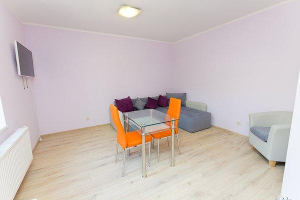 EcOlive Apartments - фото 13