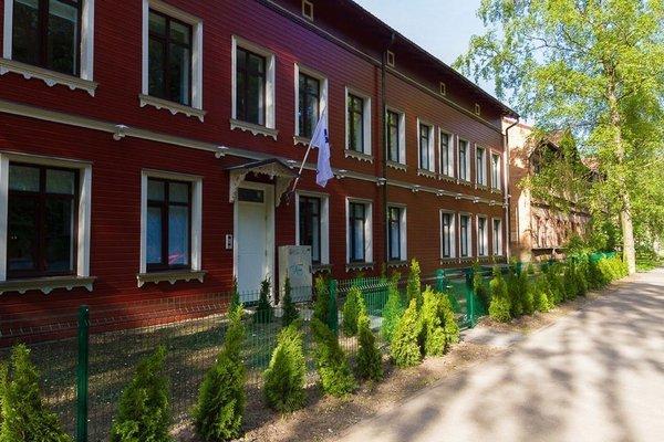 EcOlive Apartments - фото 18