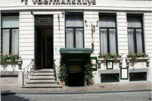 Hotel 't Voermanshuys - фото 21