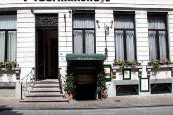 Hotel 't Voermanshuys - фото 22