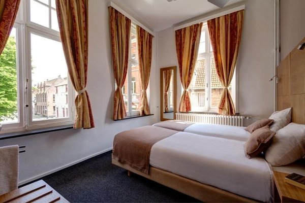 Hotel Jacobs Brugge - фото 50