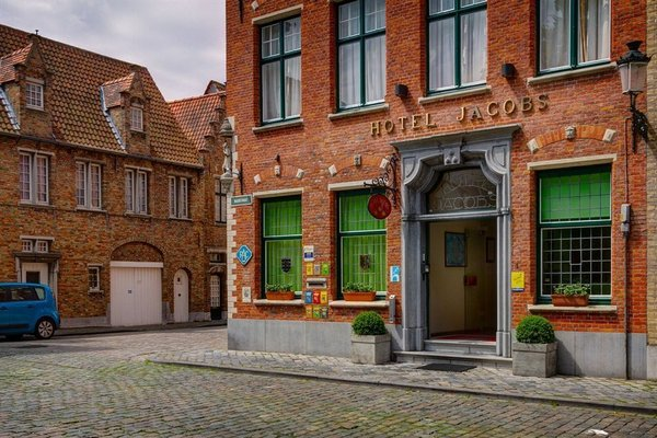 Hotel Jacobs Brugge - фото 21