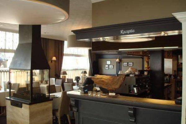 Hotel Graaf Van Vlaanderen - фото 11