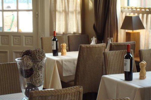 Hotel Graaf Van Vlaanderen - фото 12