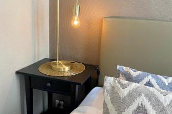 Hotel Graaf Van Vlaanderen - фото 6