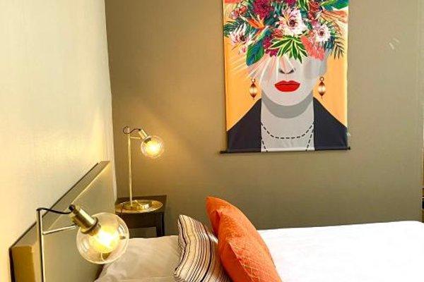 Hotel Graaf Van Vlaanderen - фото 8