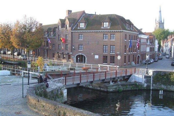 Rosenburg Hotel Brugge - фото 20
