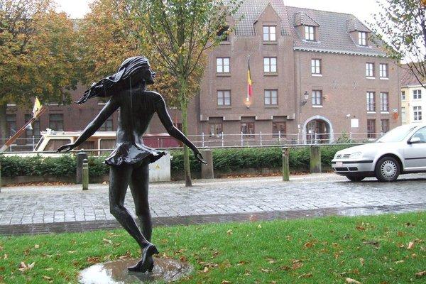 Rosenburg Hotel Brugge - фото 21